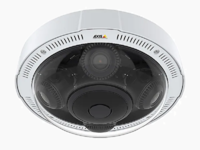 Axis P3717 - PLE Network Camera