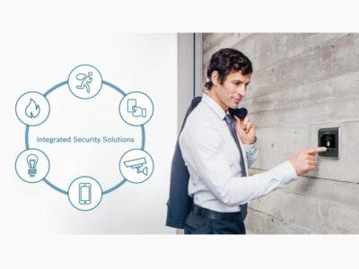 Bosch Intrusion Panel