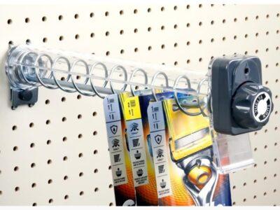 Lockout Spiral Anti-Sweep Hook